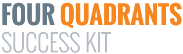 Four Quadrants Success Kit