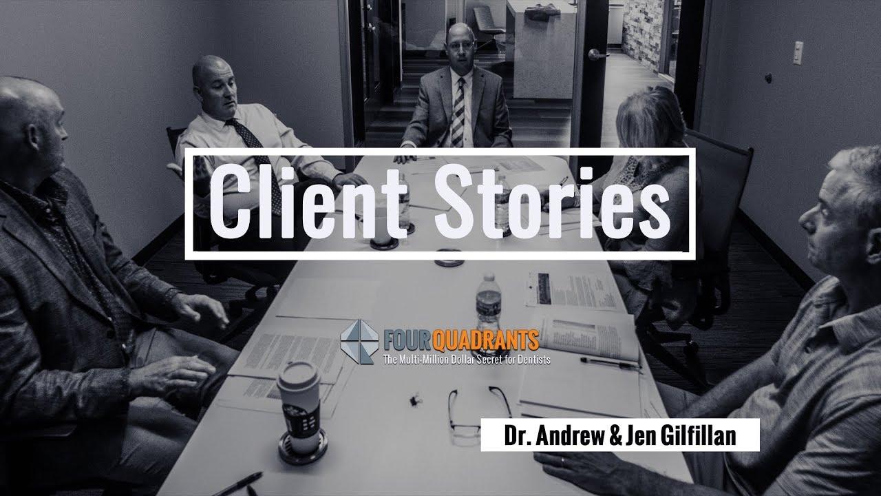 Dr. Andrew & Jen Gilfillan