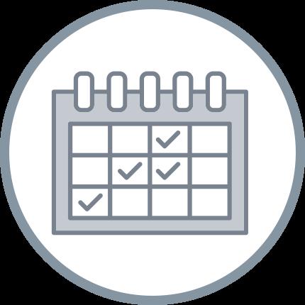 Four Quadrants Pillar Page Icon - Plan